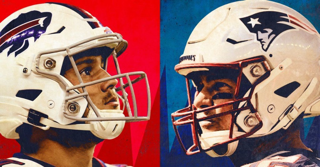 Your Week 4 Matchup Guide: The Patriots Get Their First Test in … the Bills?