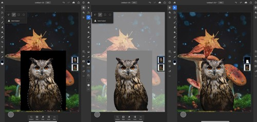 Photoshop for iPad gets the Select Subject tool in first tool update after launch