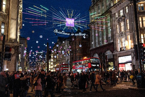UK police are testing facial recognition on Christmas shoppers in London this week