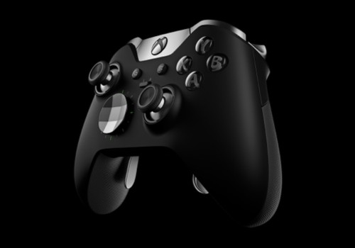 Microsoft's Xbox One Elite Controller could be the ultimate console gamepad