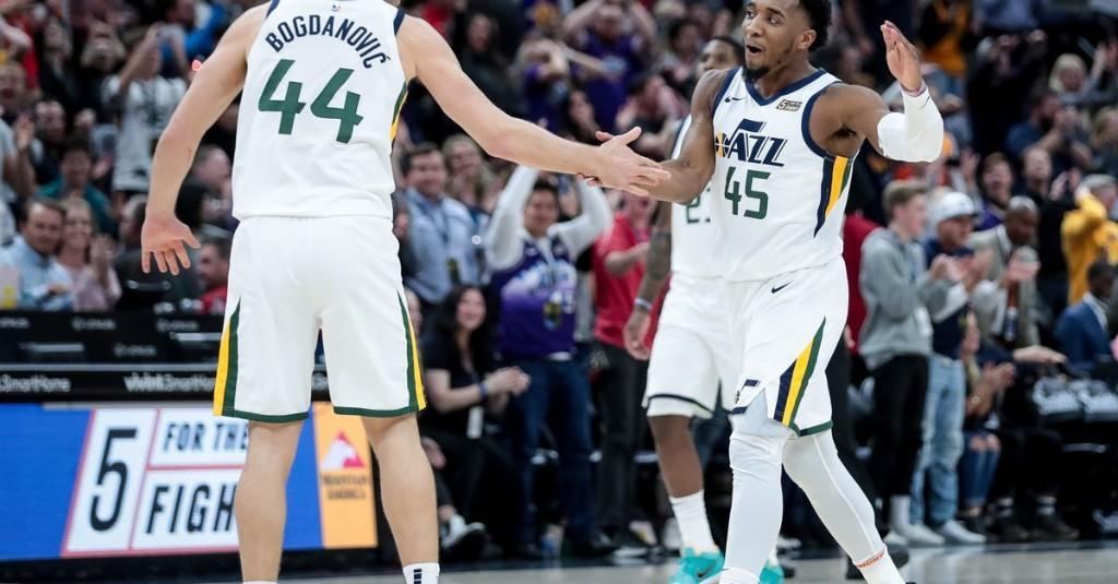 Utah Jazz adjusting to life without Bojan Bogdanovic as practice continues in Orlando