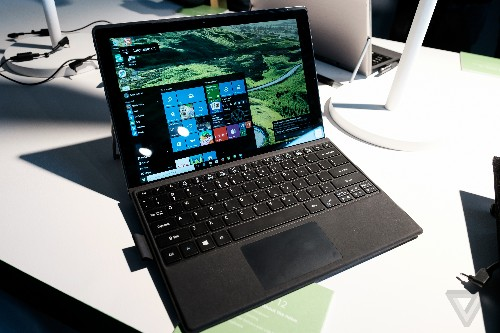 Acer packed liquid cooling into its 12-inch Surface clone