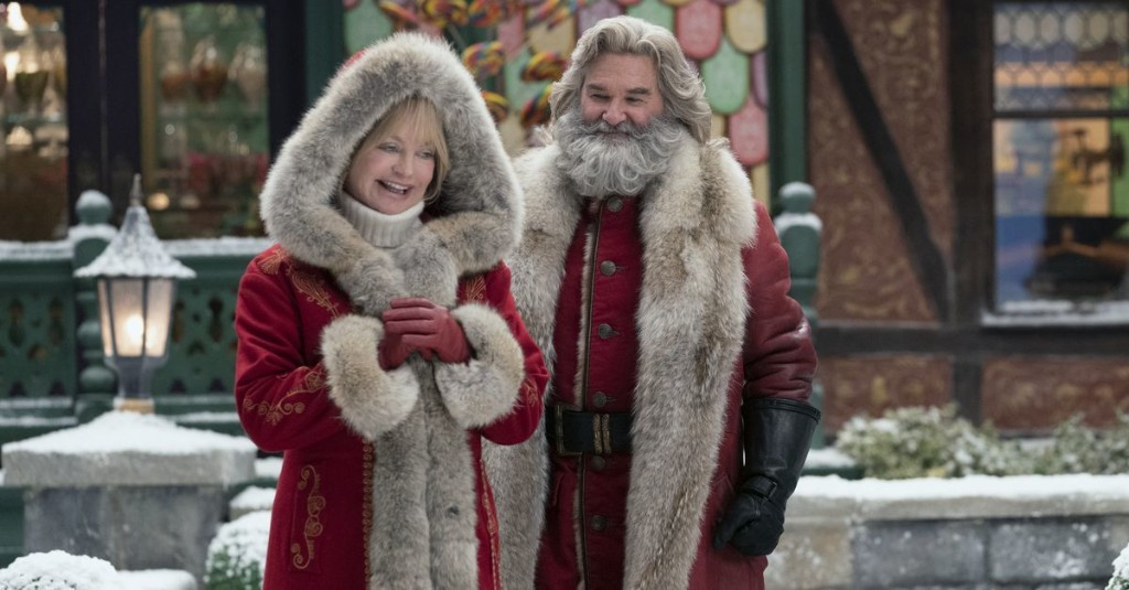 We miss Christmas Chronicles' badass, sexy action-Santa