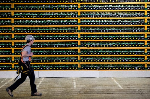 Bitcoin consumes more energy than Switzerland, according to new estimate