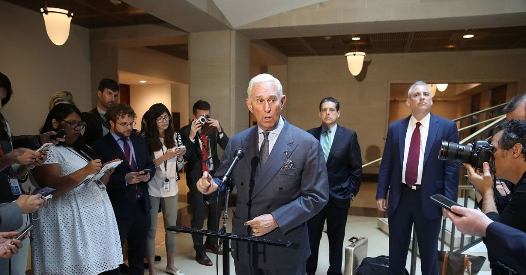 Dissecting Roger Stone's bizarre new statement on his meeting with a Russian national