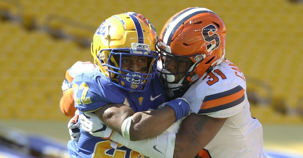 Troy Nunes is an Absolute LiveCast: Syracuse football vs. Pittsburgh Recap