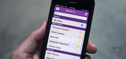 Snapchat to offer security fix in the wake of leaked user data