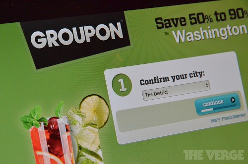 Groupon snatches up retail warehouses as it takes aim at Amazon
