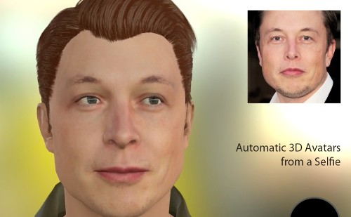 This tech generates realistic avatars from a single selfie