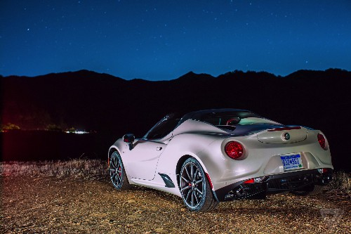 Alfa Romeo 4C Spider: driving the most impractical car I've ever loved