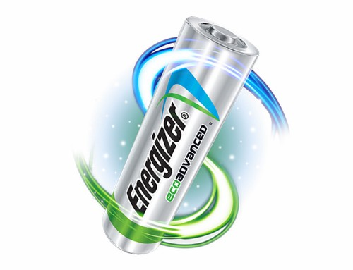 Energizer unveils its first recycled high-performance alkaline batteries