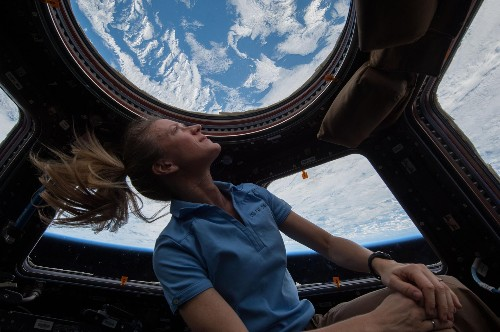 Better interior design might keep astronauts healthier and happier in deep space