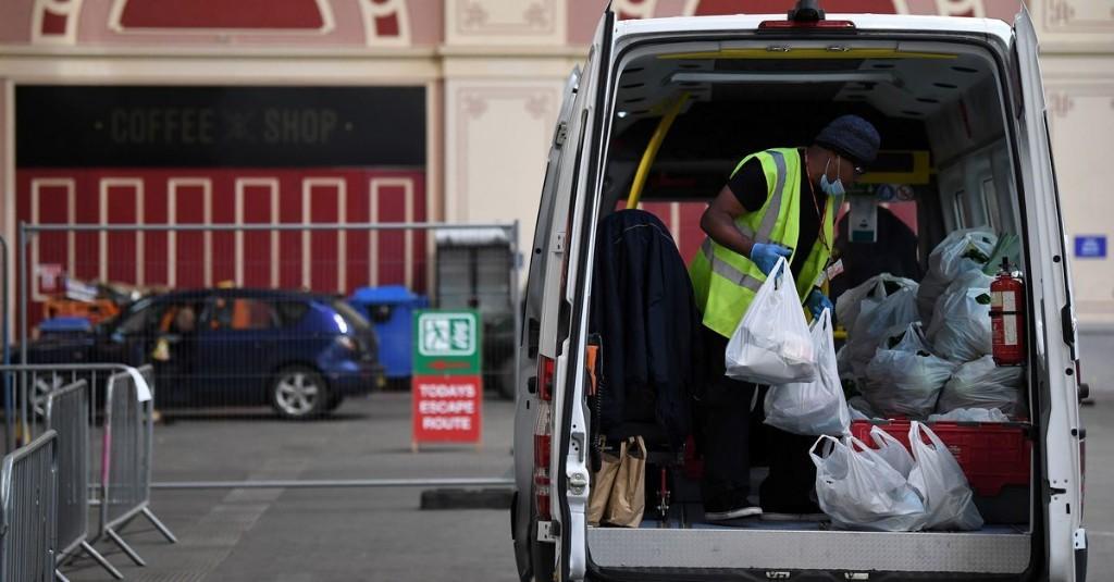 Food Bank Use Has Tripled During the Novel Coronavirus Pandemic
