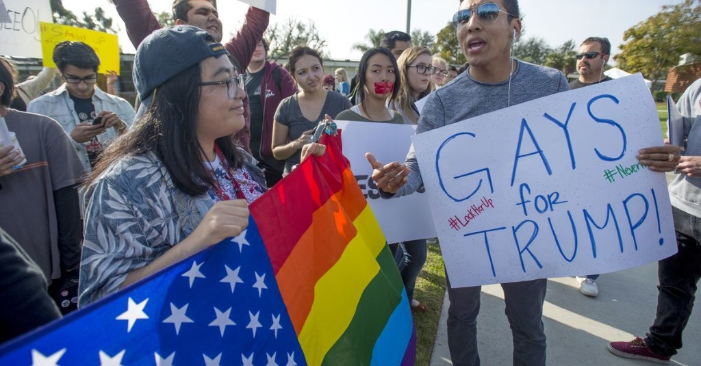What a second Trump term could mean for LGBTQ people