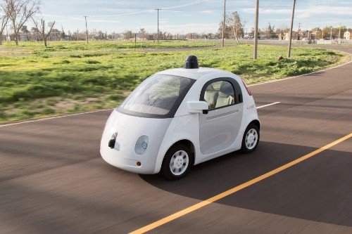 Google's self-driving car is hitting public roads this summer
