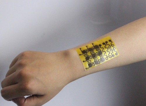 This electronic skin can heal itself — and then make more skin