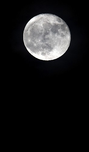 """Tonight's """"supermoon"""" will be the largest since 1948"""