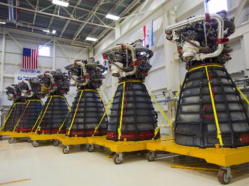 NASA paying $1.16 billion so Aerojet Rocketdyne can start making engines for Mars