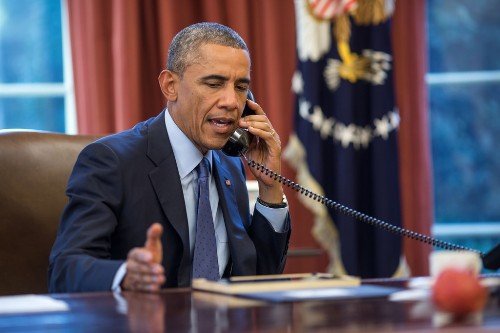 Obama: Sony Pictures hack was not an 'act of war'
