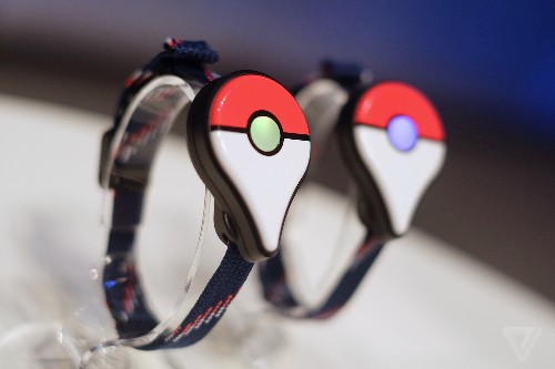 The Pokémon Go Plus wearable is delayed until September