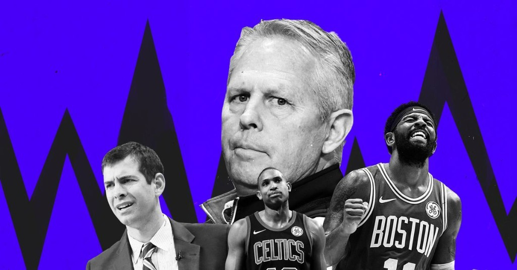 How the Celtics went from future rulers of the NBA to rebuilding in 2 years