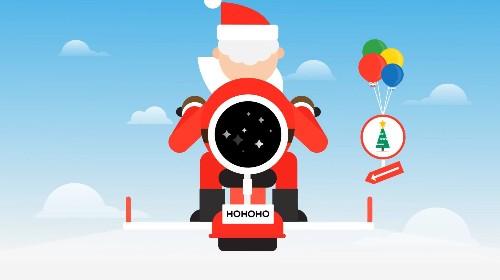 Google's Santa tracker can teach kids how to code this Christmas