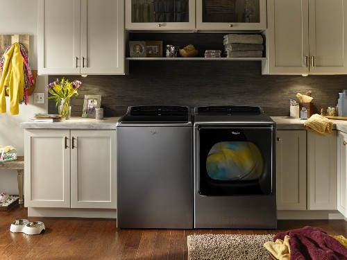 Whirlpool's new smart appliances have Amazon Dash built in