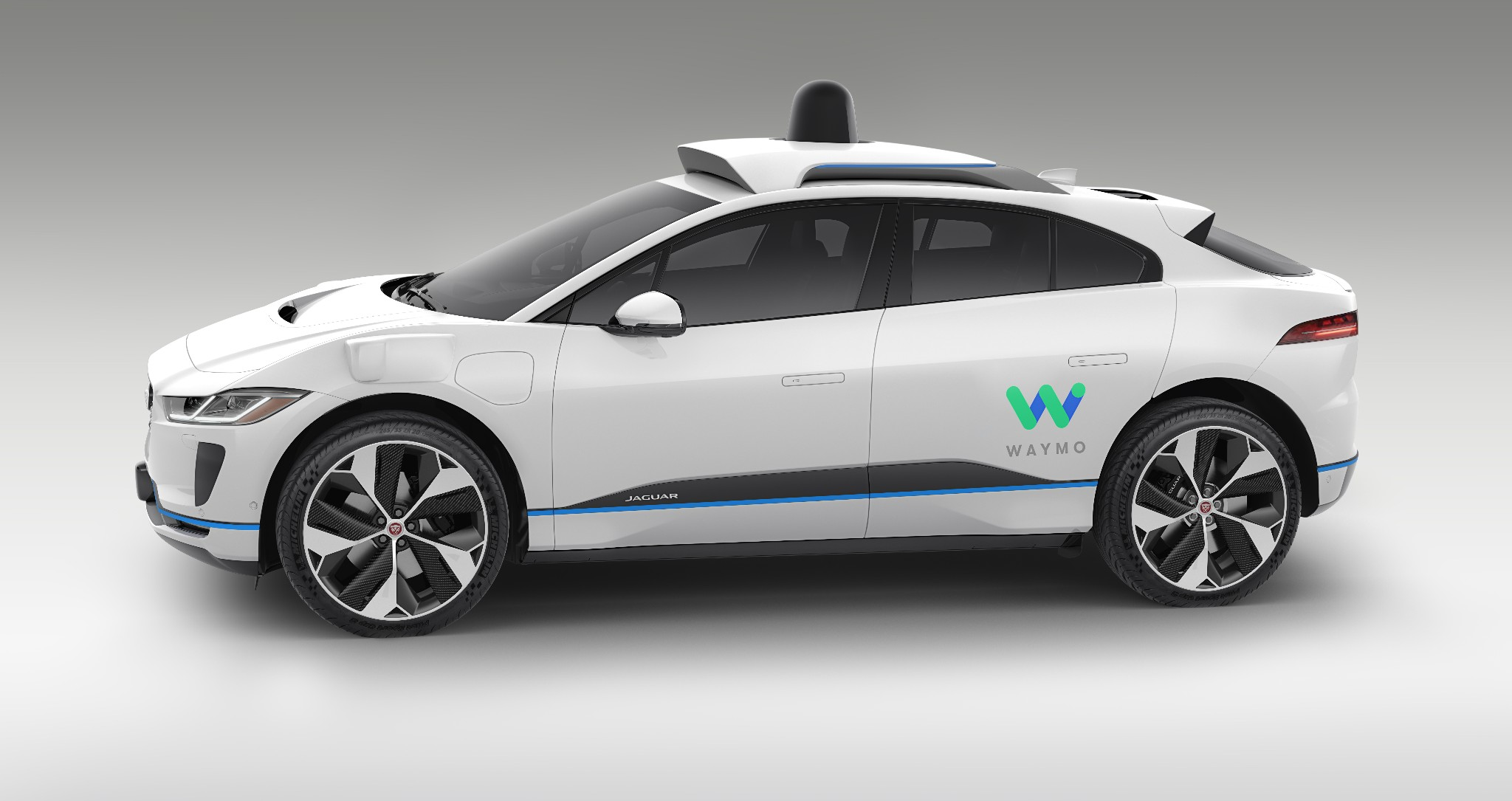 Alphabet will operate a fleet of 20,000 Jaguar cars for its driverless ride-hail service by 2022