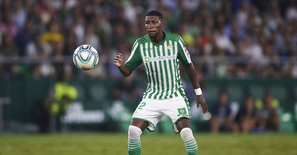 Barcelona want Emerson to stay at Real Betis for another season - report
