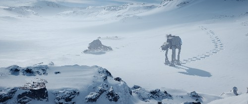 It's hard to believe these Star Wars Battlefront screenshots are real