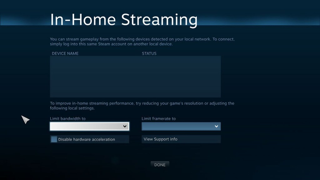Steam In-Home Streaming beta registrations open
