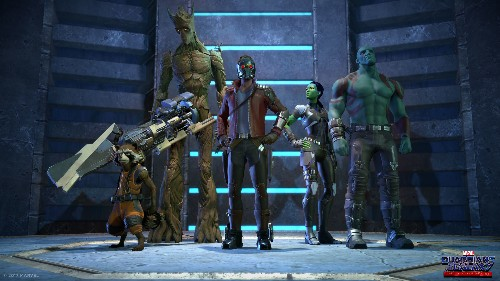 The Guardians of the Galaxy game will reintroduce you to the gang