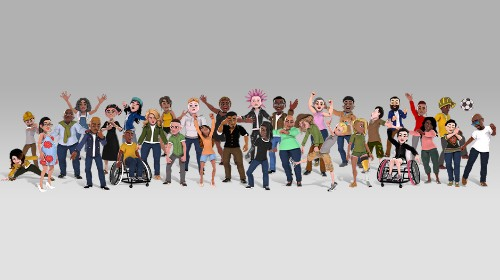 Xbox One October update available today with new avatars, Dolby Vision, and Alexa support