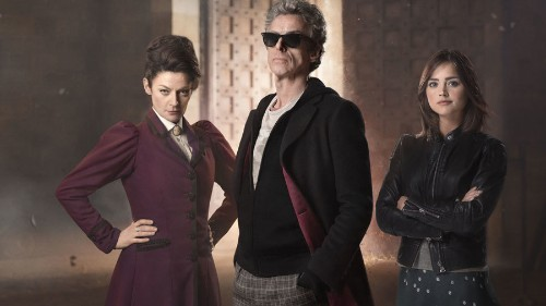 A new Doctor Who spinoff is coming next year
