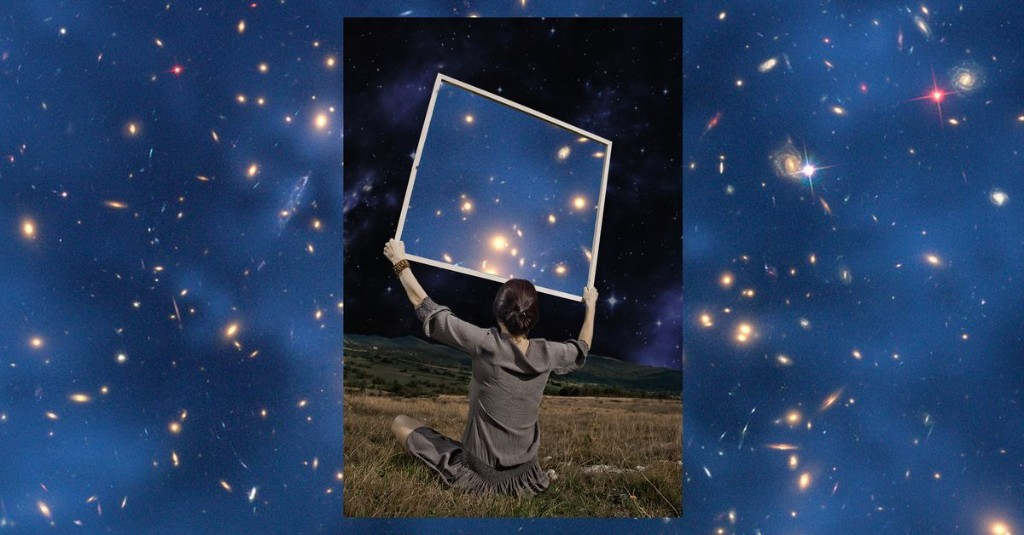 Dark matter holds our universe together. No one knows what it is.