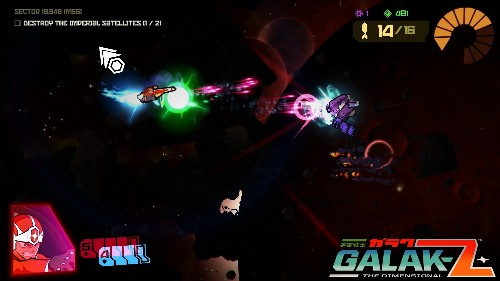 Galak-Z review: tough love works in space