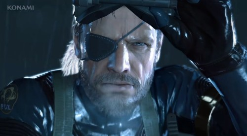 Hear Kiefer Sutherland's take on Snake in 'Metal Gear Solid 5' intro