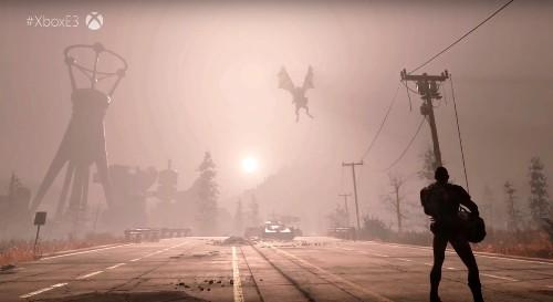 Fans think West Virginia urban legend Mothman is in Fallout 76