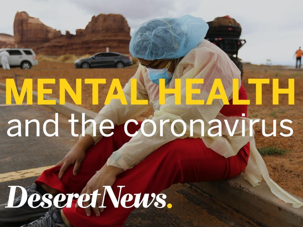 Is the pandemic affecting your mental health? You're not alone