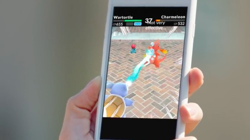 Report: Legendary Pictures in negotiations with Nintendo for Pokémon Go movie