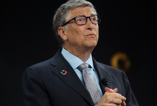 "Bill Gates says we can't restart the economy soon and simply ""ignore that pile of bodies over in the corner"""