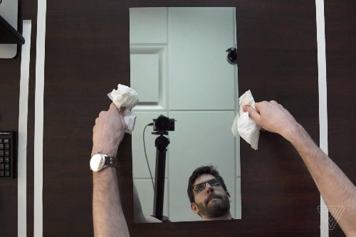 Building your own smart mirror is surprisingly easy