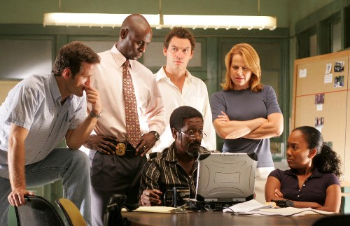 Creators of The Wire were asked to remove details that could help criminals avoid wiretaps
