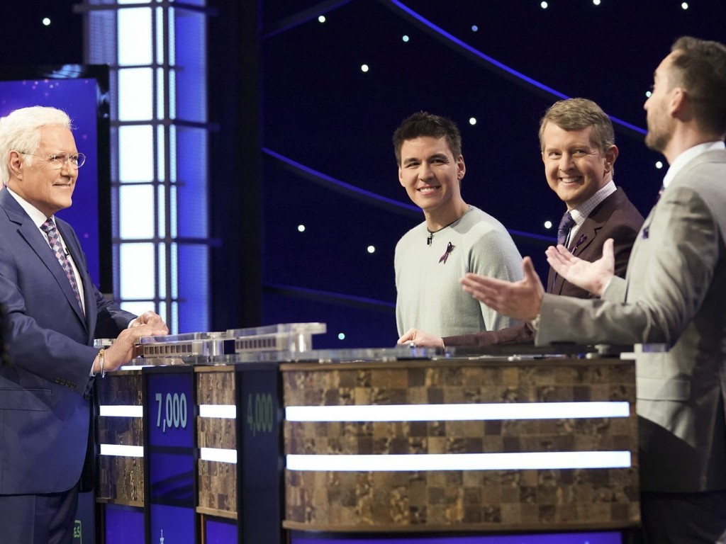 Watch: Ken Jennings says 'dumb luck' a big part of 'Jeopardy! The Greatest of All Time' victory