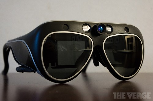 Meta wants to augment your world with the 'Iron Man' interface