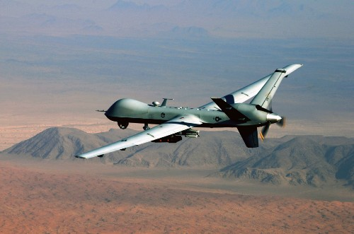 Leaked documents show the extent of America's drone war