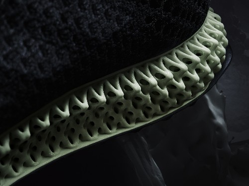 Adidas reveals the first 3D-printed shoe it'll mass-produce