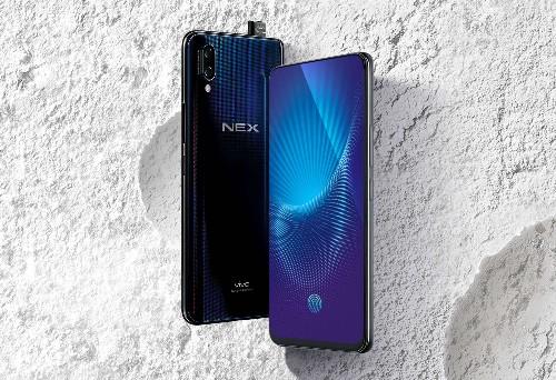 Vivo Nex announced with no bezels, no notch, and a pop-up selfie camera