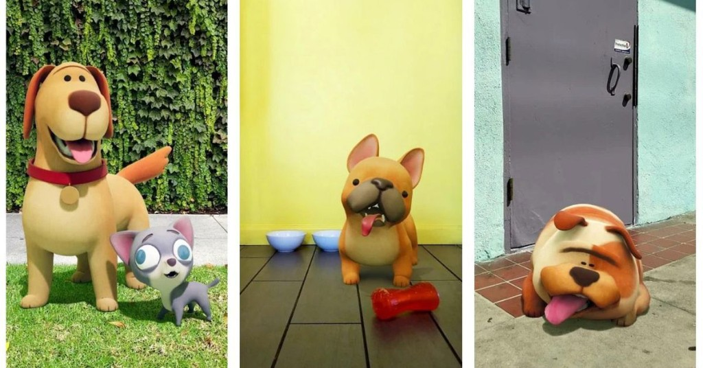 Google rebrands AR stickers as Playground and adds new animations