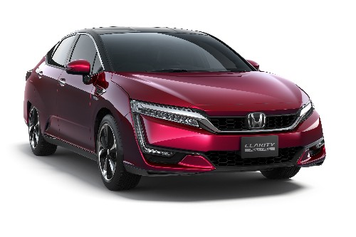Honda's new fuel cell car will arrive this year for $500 a month